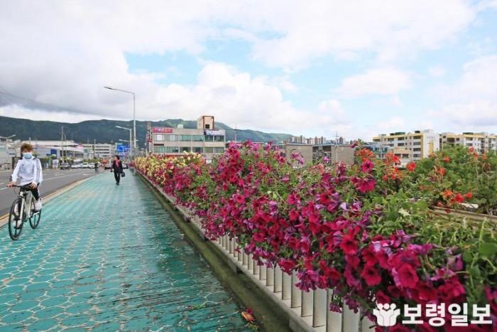 3.한내대교 꽃다리 장면.JPG