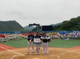보령머드스포츠클럽, 운영 첫해 전국 유소년야구대회 우승