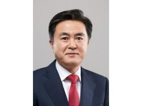 자유한국당 충남도당 위원장에 김태흠 의원 선출