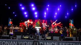 [포토] 세계인의 춤 축제로 자리잡은 '천안흥타령춤축제2019'
